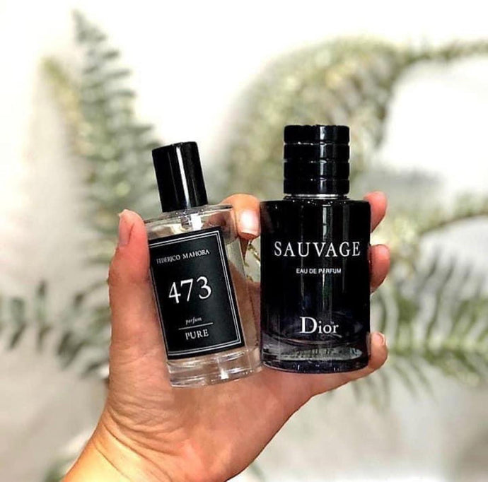 FM 473 - Inspired by Dior Sauvage