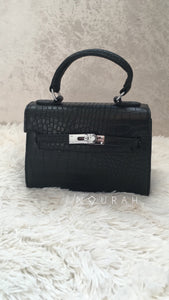 PARIS Mini Bag - Black