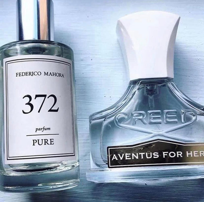 FM 372 - Inspired by Creed Aventus for Her