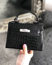 Load image into Gallery viewer, PARIS Mini Bag - Black