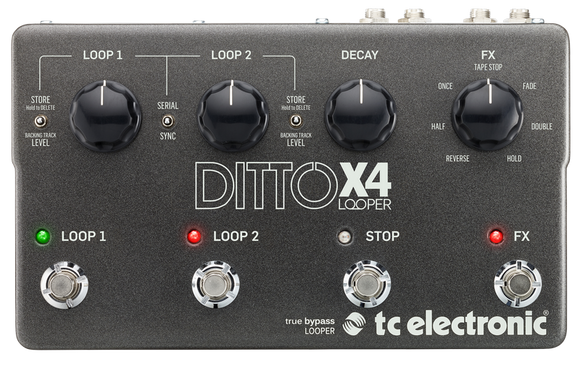 Ditto X4 Looper - SOUNDSTAGEAFRICAZIM