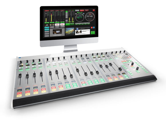 Ruby Mixing Console - SOUNDSTAGEAFRICA