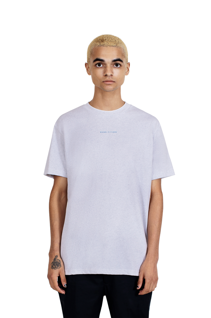 Light Grey Marle Short Sleeve T-Shirt