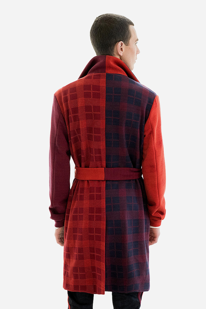 Merino Robe Trench