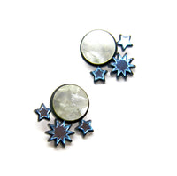 By The Moon Studs - JRC x B+S Collab - Limited Edition