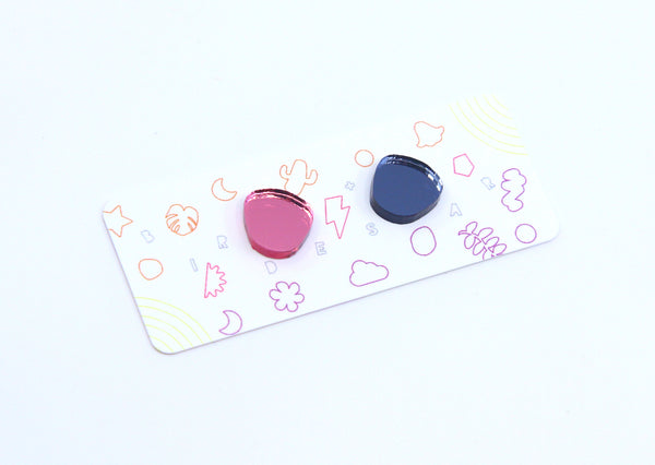 Oddfellows Studs - Various Colours