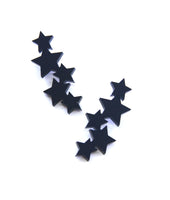 Star Trails Studs - Various Colours