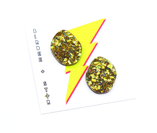 Ingot Studs - Various Colours