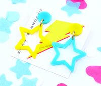 Rock Stars Dangles - Various Colours