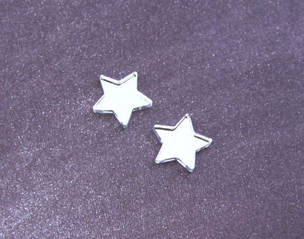Night Lights Star Studs - Various Colours