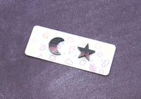 Seren and Luna Small Studs
