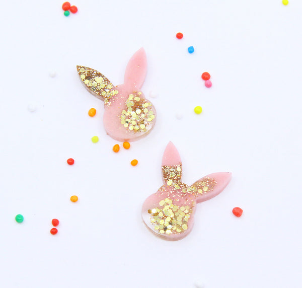 Some Bunny Strawberry Champagne Studs