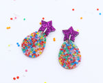 Good Egg Fairy Bread Mini Dangles