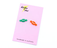Trick or Treat Mini Studs