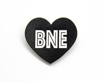 I Heart Brisbane Brooch