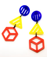 Cool Club Abstract Dangles