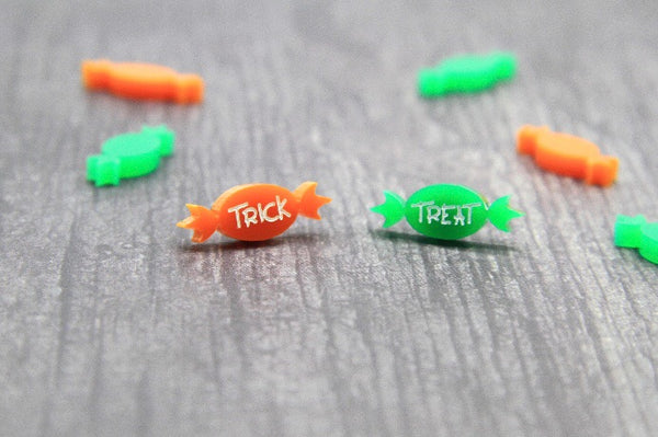 Trick or Treat Mini Candy Studs