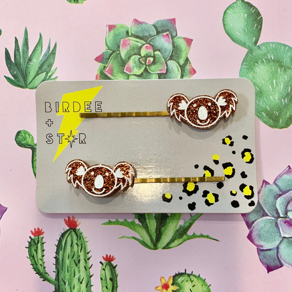 Ginger Wala Hair Slides - sold as a pair