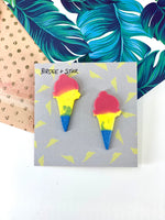 iScream Studs