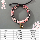 Hipidog 2017 New Design Adjustable Small Dog Cat Collar Printed Necktie Necklace With Bell or Pets Puppy Kitten Cat Accessories - VipPetSupply