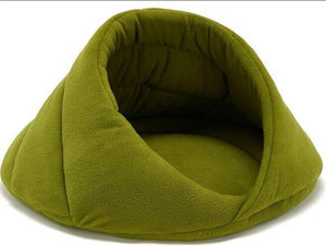 Curly Cute Coral Fleece Dog/Cat Beds/Mats - Harris & Bains Pet Shop