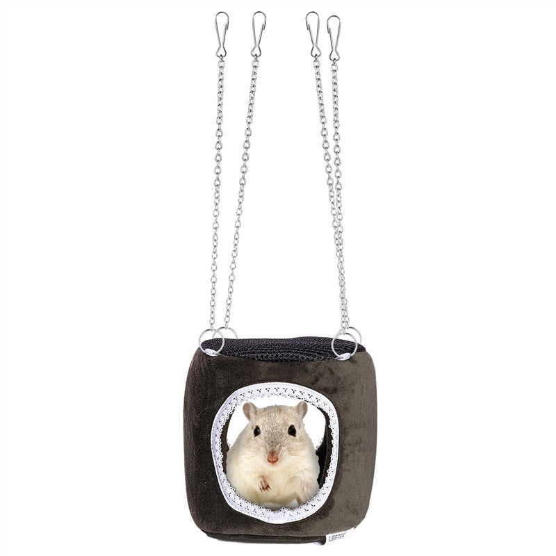 Hanging Hammock For Small Pets - Harris & Bains Pet Shop