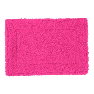 Coral Fleece Mat For Small Pets - Harris & Bains Pet Shop
