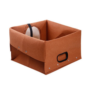 Felt House Fordable Portable - Harris & Bains Pet Shop