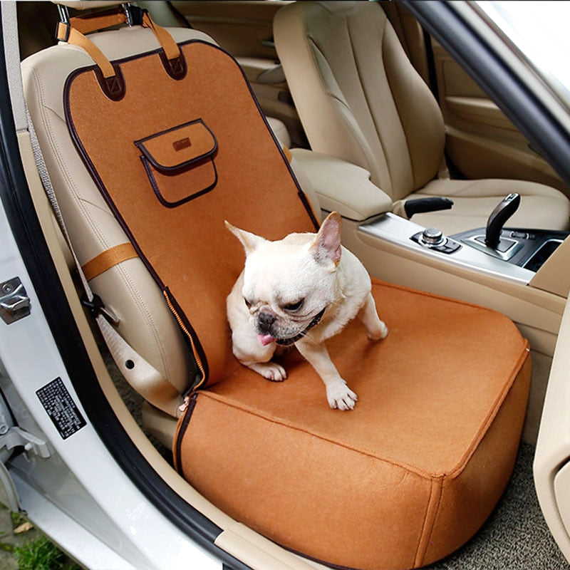 Breathable Dog Mat For Car Seat - Harris & Bains Pet Shop