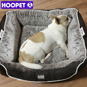 HOOPET Pet Warm Comfortable Bed - Harris & Bains Pet Shop