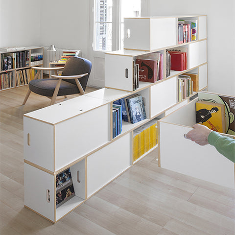 Brickbox Shelving Combination