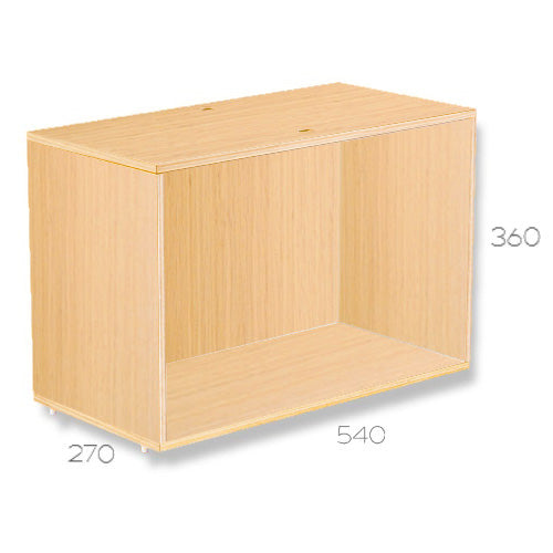 Brickbox Oak Large