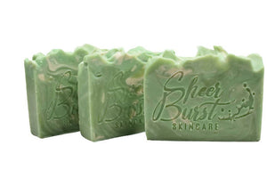 Aloe Vera and Cucumber Artisan Soap