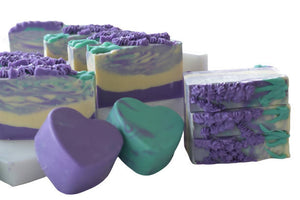 Lavender Fields Artisan Soap