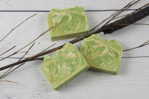 Avocado & Greens Artisan Soap
