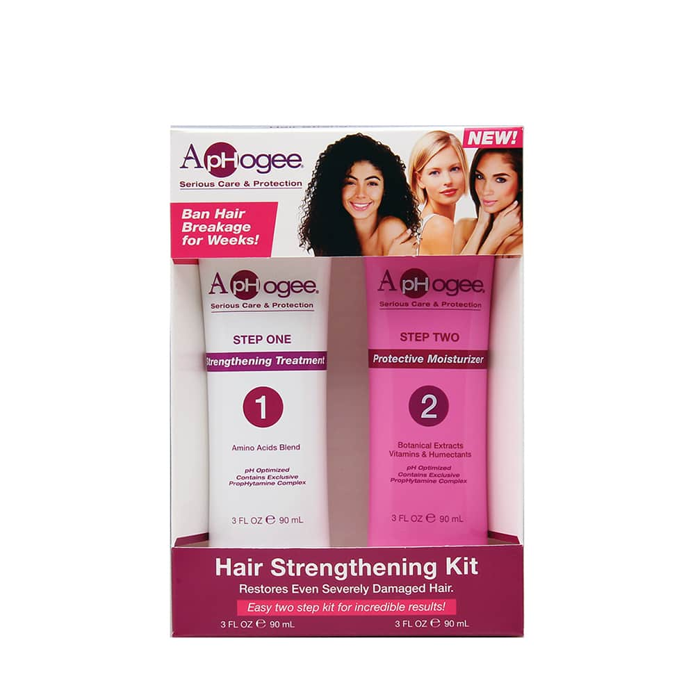 Aphogee Hair Strengthening Kit 3oz - Reina Organica
