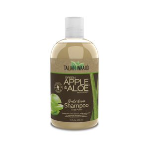 Taliah Waajid Green Apple & Aloe Nutrition Shampoo 12oz - Reina Organica