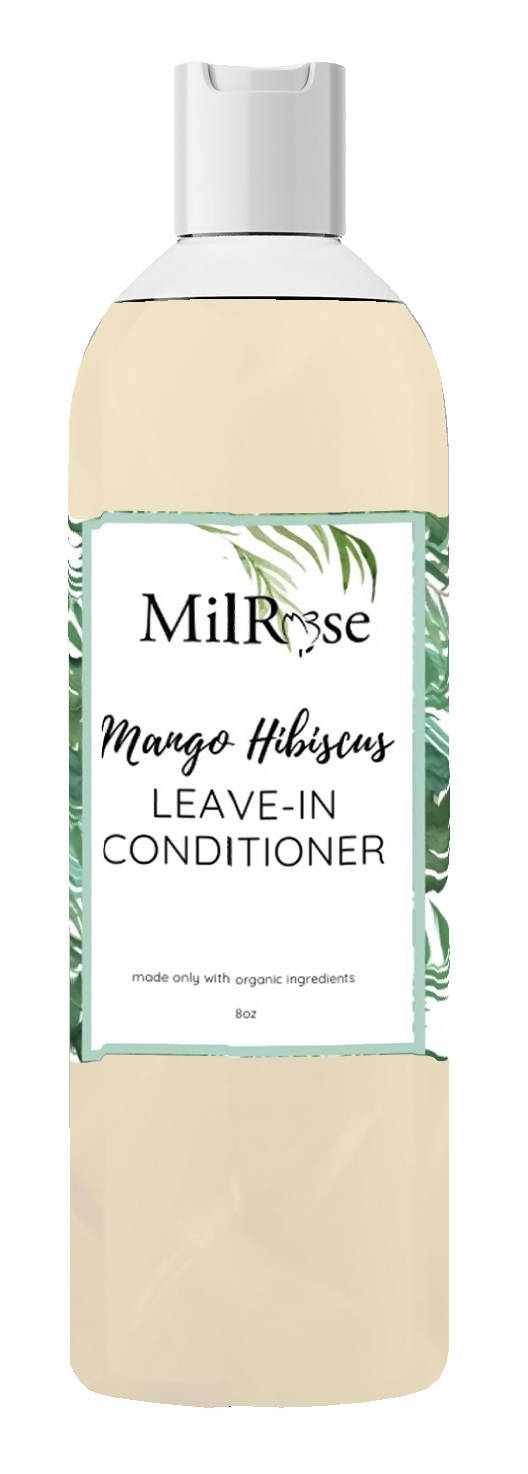 Mango Hibiscus Leave In Conditioner - Reina Organica