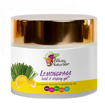 Alikay Lemongrass Hold It Styling Gel 8oz - Reina Organica