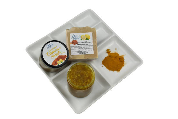 Skin Brightening Turmeric Duo
