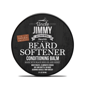 Uncle Jimmy Beard Softener 2oz - Reina Organica