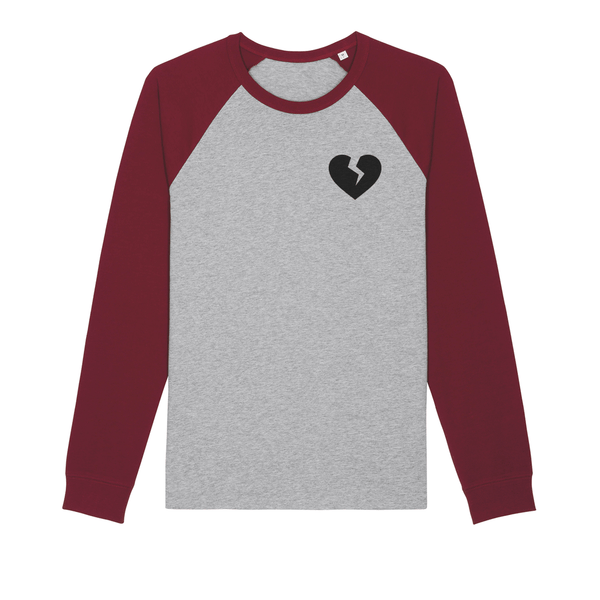 Broken Heart Long Sleeve Shirt