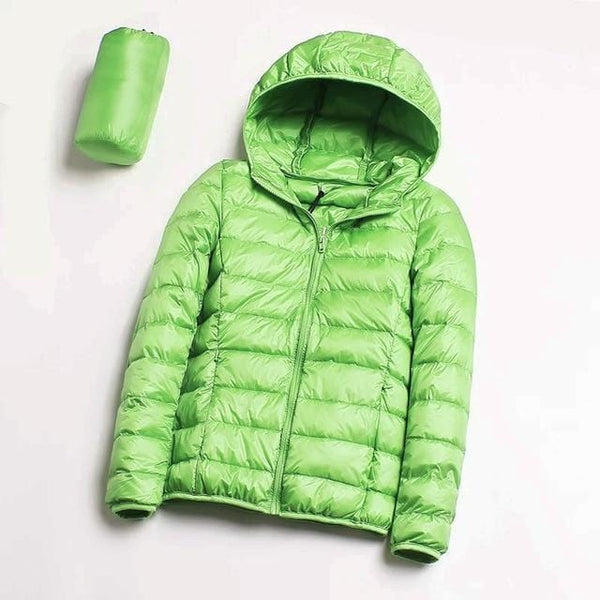Women's Bubble Coat