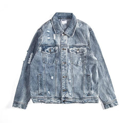 Red Moon Denim Jeans Jacket