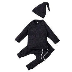 Autumn And Winter Long Sleeves Sweater Kids Clothing