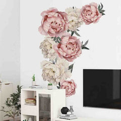 Rose Flower Wall Sticker
