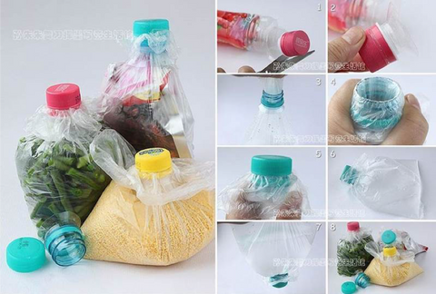 4 - Plastic Bottle Top Bag Sealer - FOSH