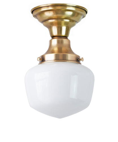 Traditional Schoolhouse Ceiling Fixture, 6