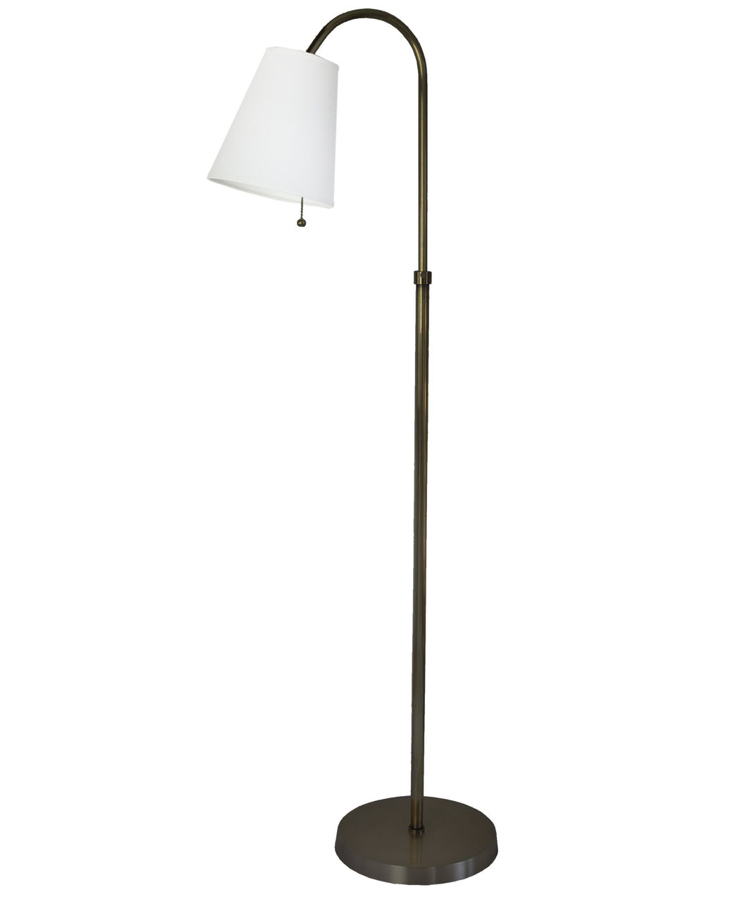 Blaire Adjustable Floor Lamp, Bronze