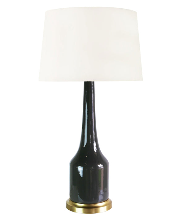 Charlie Table Lamp, Charcoal